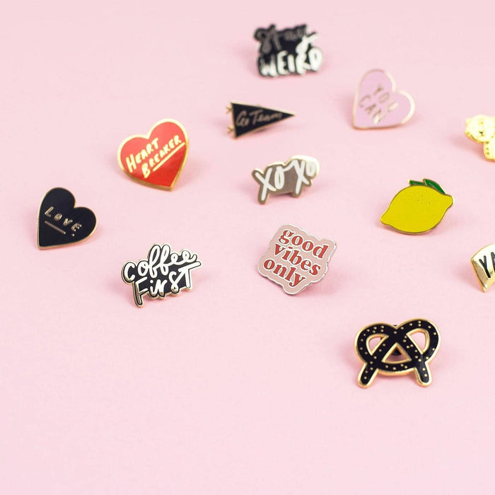 Enamel Pin Collection