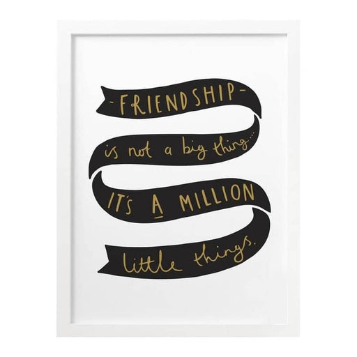 Best Friends print