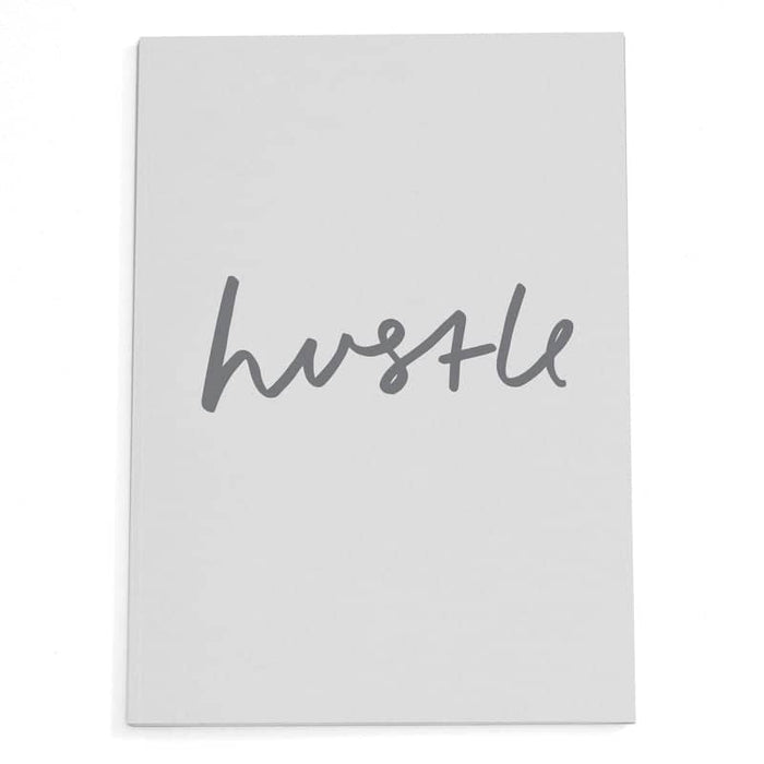 hustle notebook