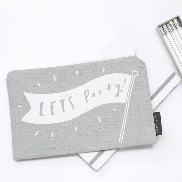 let's party make up pouch