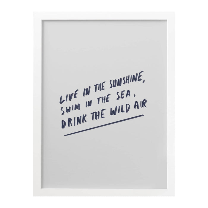 motivational art print