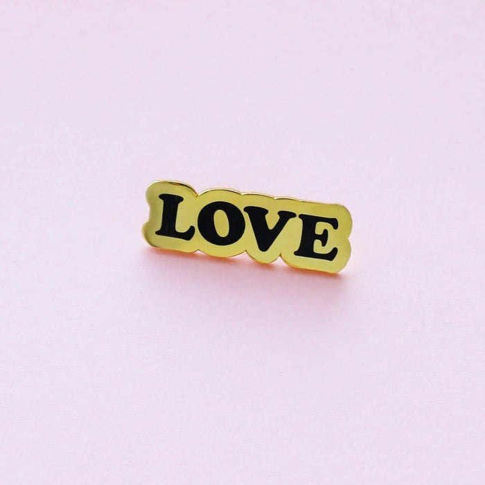 Love Enamel Pin