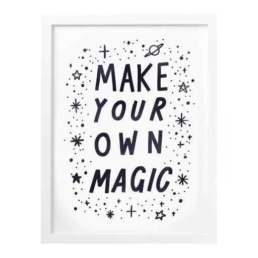 make your own magic art print