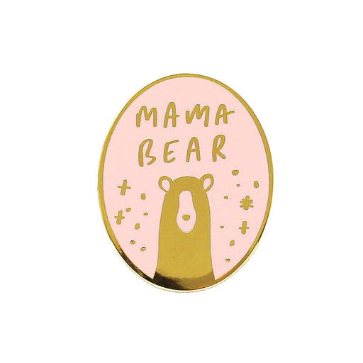Mama Bear Enamel Pin