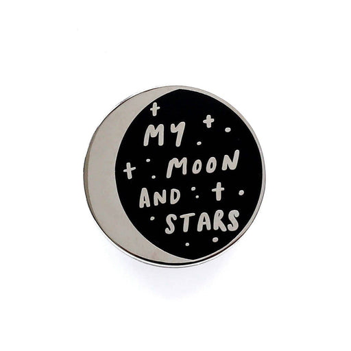My Moon and Stars Enamel Pin