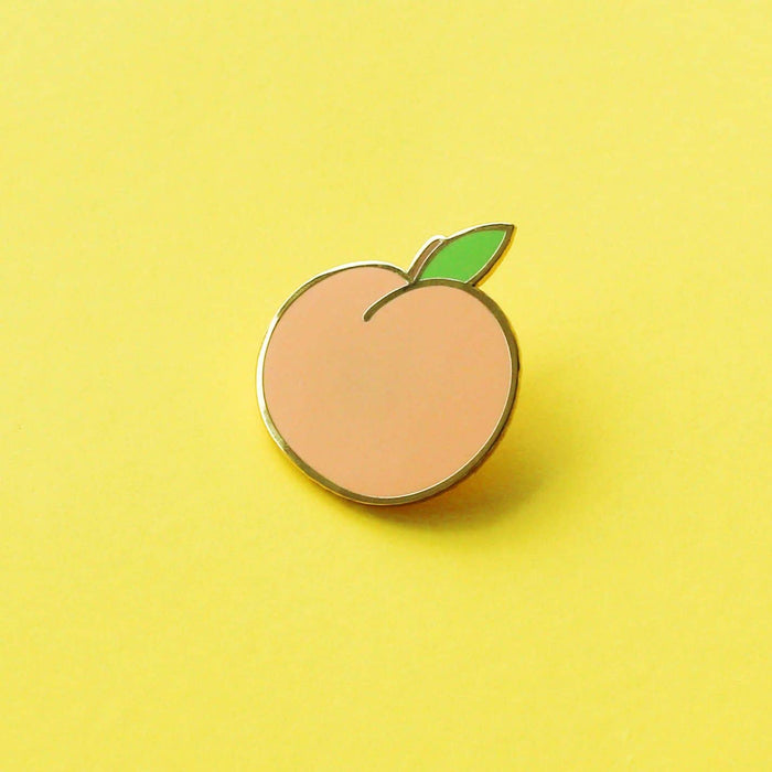 Fruit Enamel Pin