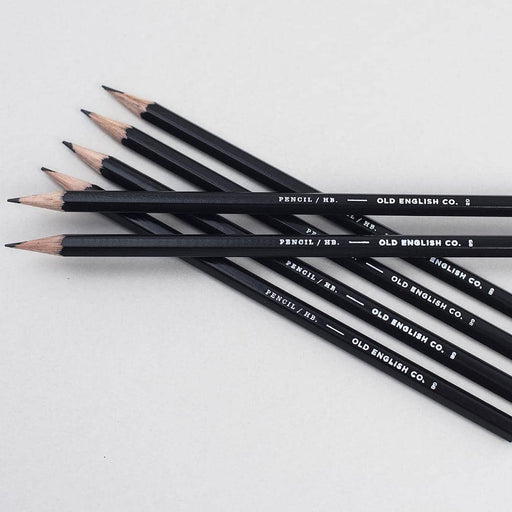 White and Black pencils
