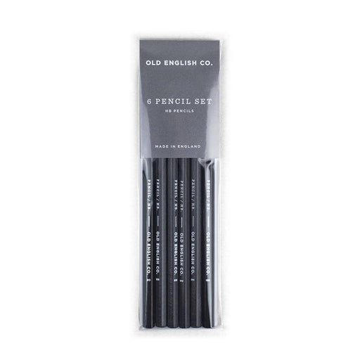 HB Pencil Set - Black and White
