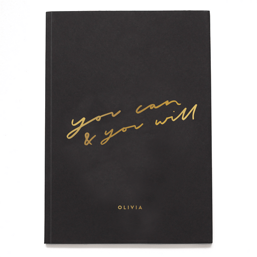 You can and you will notebook