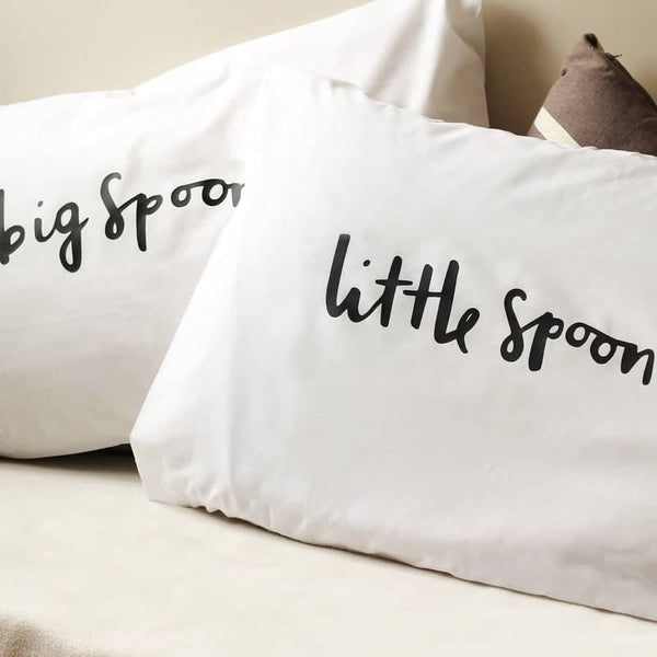 spooning pillow cases