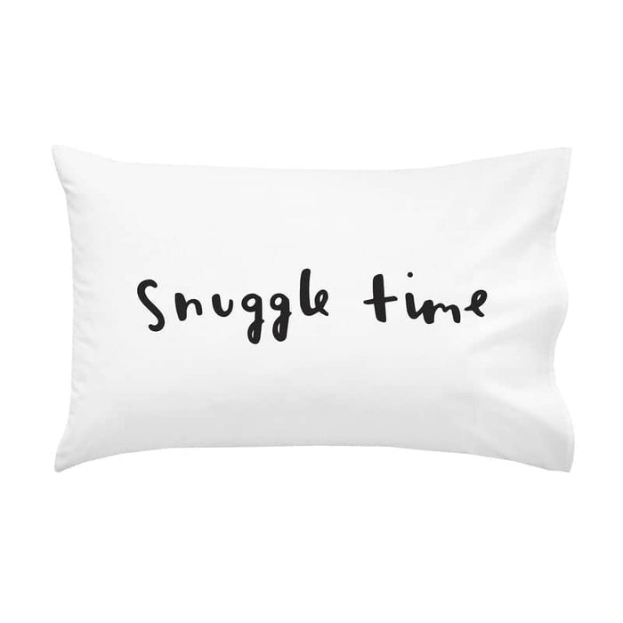 snuggle time pillow