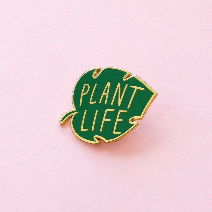 Leaf Enamel Pin