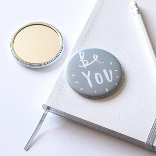 Be You Pocket Mirror
