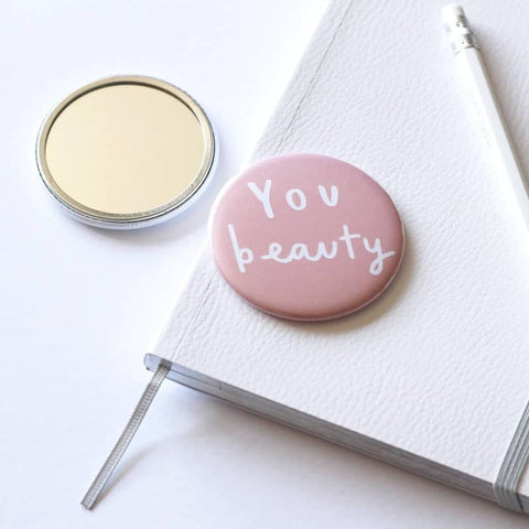 You Beauty Pocket Mirror