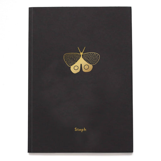 Butterfly Personalised Notebook