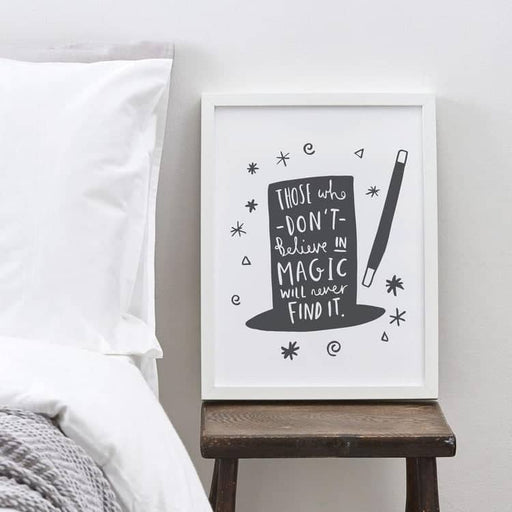 roald dahl quote print illustration