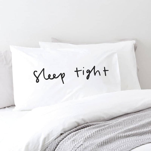 sleep tight pillow case