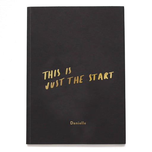 This Is Just The Start notebook