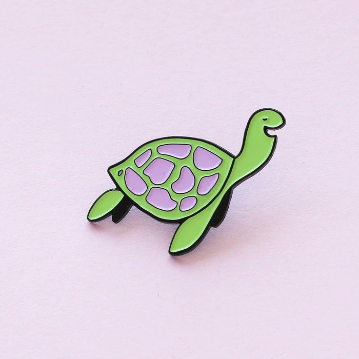 Animal Enamel Pin