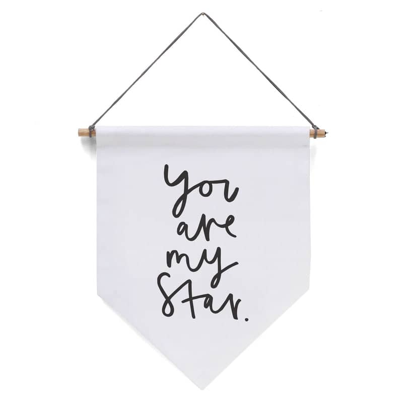 you are my star banner flag
