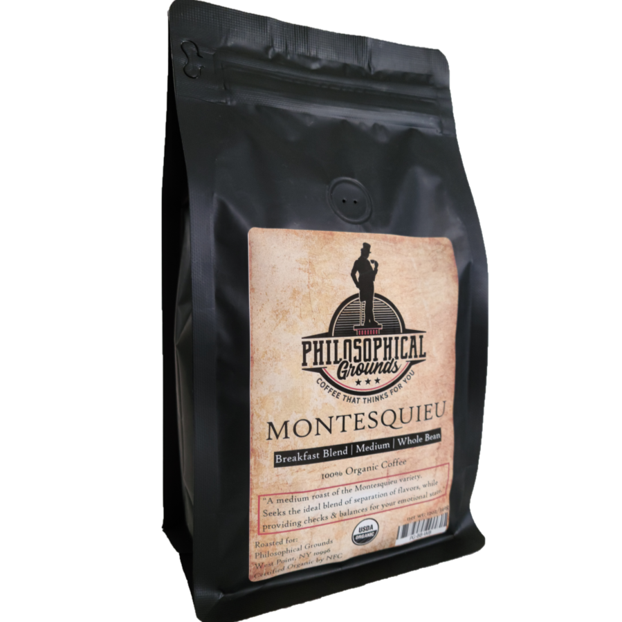 Montesquieu | Breakfast Blend | Medium - Philosophical Grounds Coffee