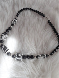 "Collier fantaise ""Dynastie"""