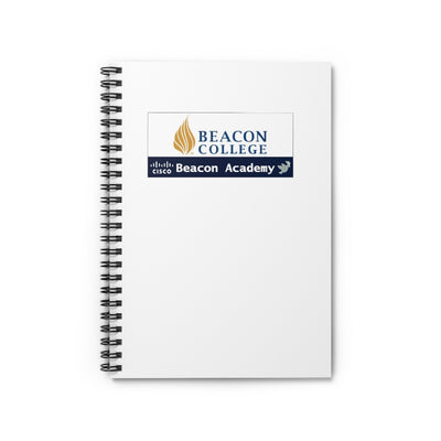 Beacon Academy Spiral Notebook - Ruled Line (5.3.3)