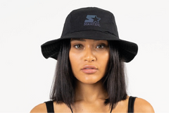 FLASH MULTI PANEL BUCKET HAT - BLACK/REFLECTIVE