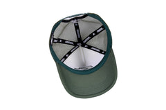 CHICAGO-FOAM FRONT MESH TRUCKER - FOREST/WHITE