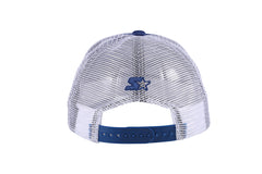 DENVER-FOAM FRONT MESH TRUCKER - NAVY/WHITE