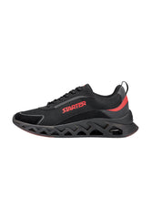 ENCLOSE RUNNER - BLACK/RED (pre-order)
