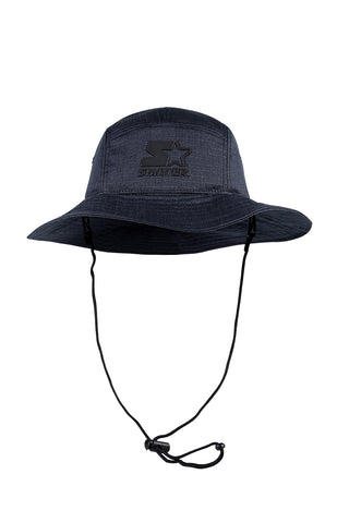FLASH MULTI PANEL BUCKET HAT - GREY/REFLECTIVE