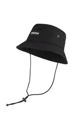 JUNGLE BUCKET HAT - BLACK/WHITE