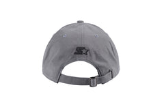 MIAMI-6 PANEL CAP - GREY/BLACK