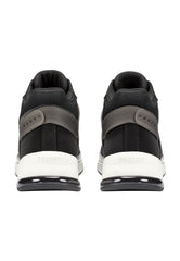 NU-BASKET HIGH - BLACK/WHITE (pre-order)