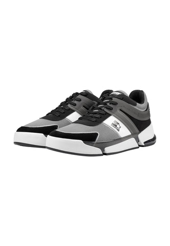 NU-BASKET LOW - BLACK/CHARCOAL (pre-order)