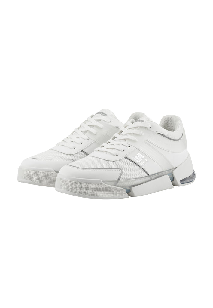 NU-BASKET LOW - WHITE/WHITE (pre-order)