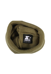 WYOMING KNITTED BEANIE HAT - KHAKI