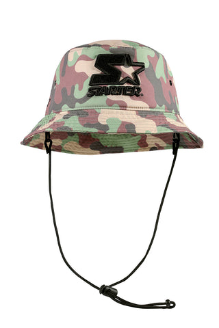 UNDRCOVER BUCKET HAT - KHAKI/BLACK