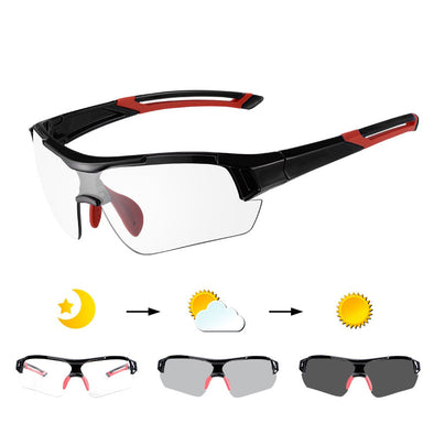 Photochromic Cycling Sunglasses