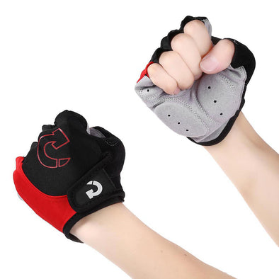 Padded Anti-Slip Cycling Gloves