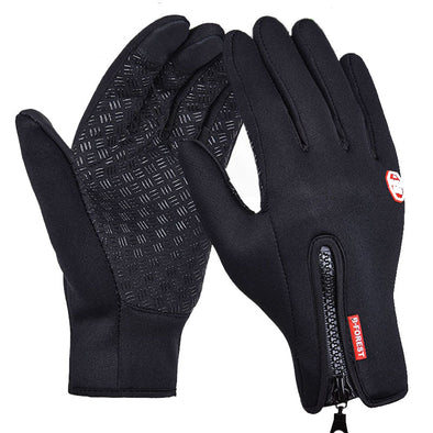 Waterproof Gloves with TouchScreen Compataility