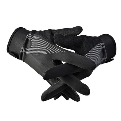 Quick-Dry Touchscreen and Anti-Slip Cycling Gloves