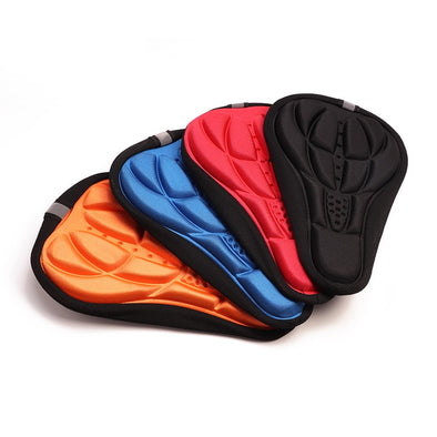 Easy-Install 3D Bike Cushion Pads