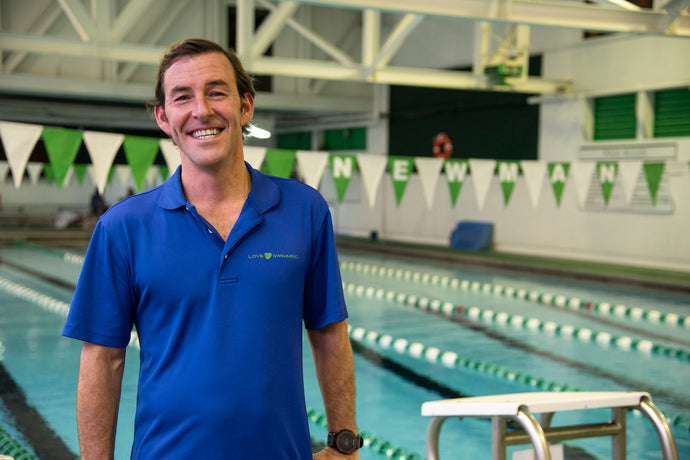 A Q&A WITTH MARSHALL LOVE ON LOVE SWIMMING, IMPORTANCE OF SWIM SAFETY