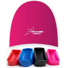 Load image into Gallery viewer, Pink Hammer Head® Swim Cap