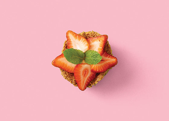 Strawberry Mascarpone Mini Tarts