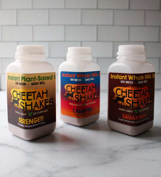 Fortify Foods Plant-Based Whole Milk Shakes