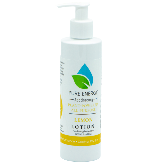 Natural All Purpose Body Lotion | Pure Energy Apothecary