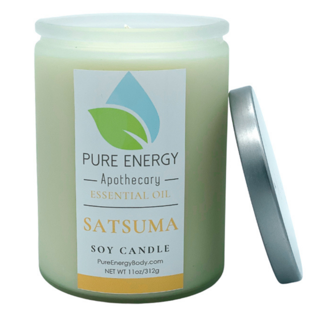 Soy Candle | Pure Energy Apothecary